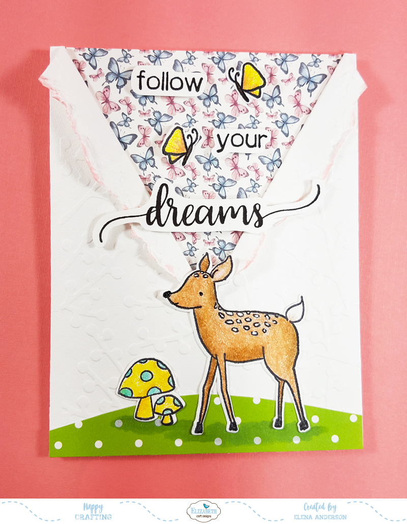 Follow Your Butterfly Dreams Card