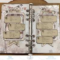 Step-By-Step: My September Week #3 Planner Spread