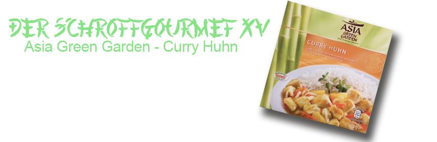 Der Schrottgourmet #15 – Curry Huhn