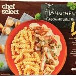 chef select - Hähnchen-Geschnetzeltes