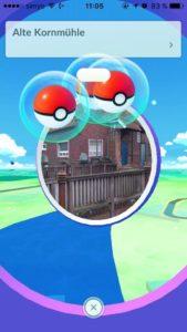 Ein real existierender Ort als Pokemonshop