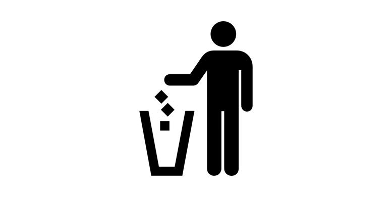 Dinge, die für mich Abfall sind | Februar 2017