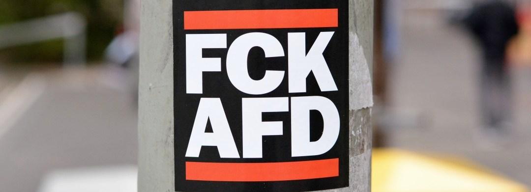 Bei Twitter von der AfD überzeugt worden!