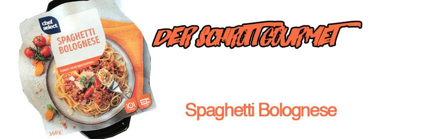 Der Schrottgourmet #25 – Spaghetti Bolognese