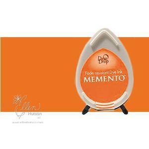 Memento Dew Drop Ink Pad, Tangelo - 712353 24 200 5