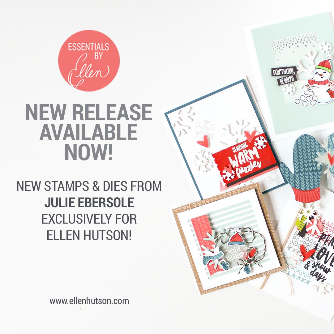 8a2b97b54 Snowy New Essentials by Ellen Stamps & Dies – Ellen Hutson
