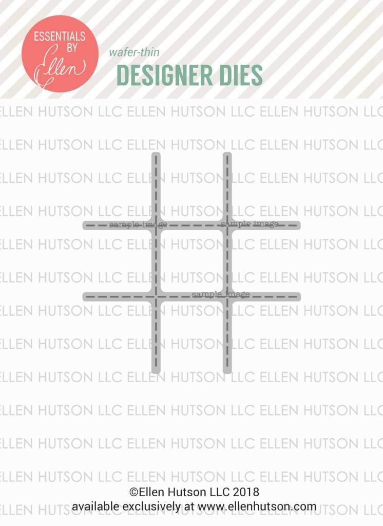 Essentials by Ellen Tic Tac Toe