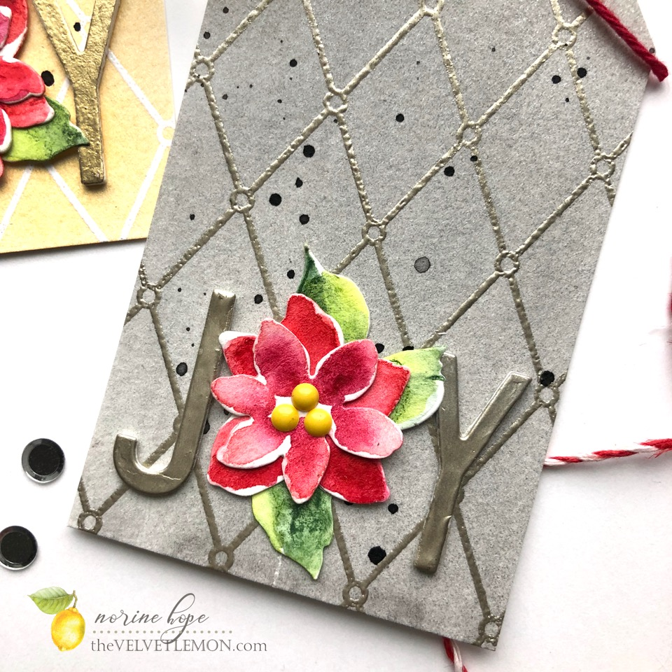 12 Tags of Christmas with a Feminine Twist 2018 – Day 9 with Kelly Griglione and Norine Borys
