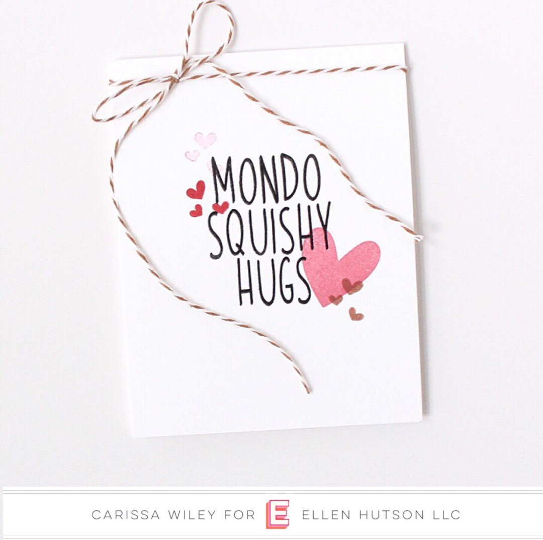 Essentials by Ellen High Five Card by Carissa Wiley
