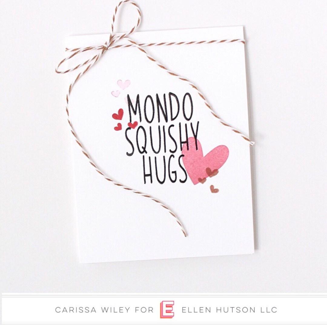 Essentials by Ellen High Five Card by Carissa Wiley