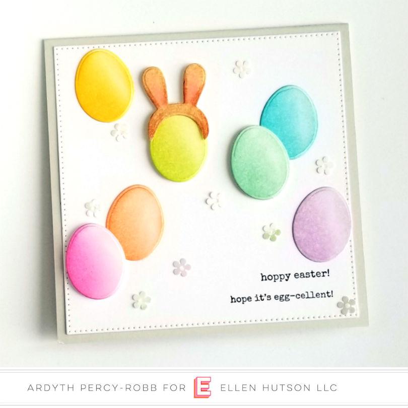 Essentials by Ellen Bear Ware 3 card by Ardyth Percy-Robb