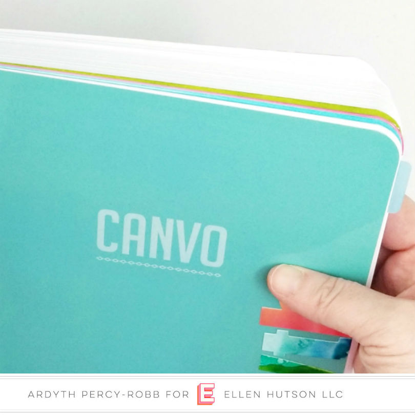 Colored Planner Edges