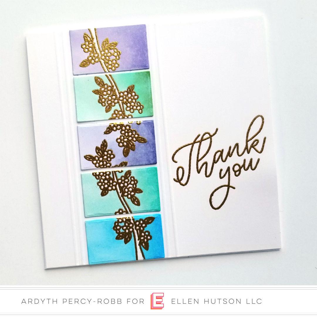 Essentials by Ellen Backyard Bird Friends card by Ardyth Percy-Robb