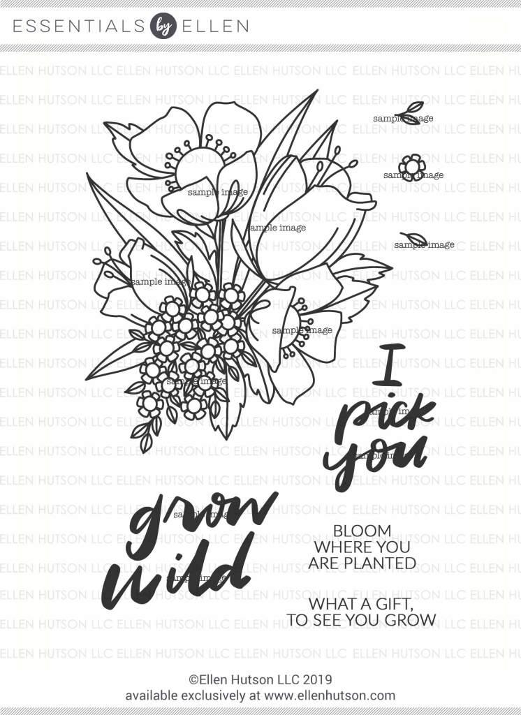 Essentials by Ellen Mondo Wildflowers