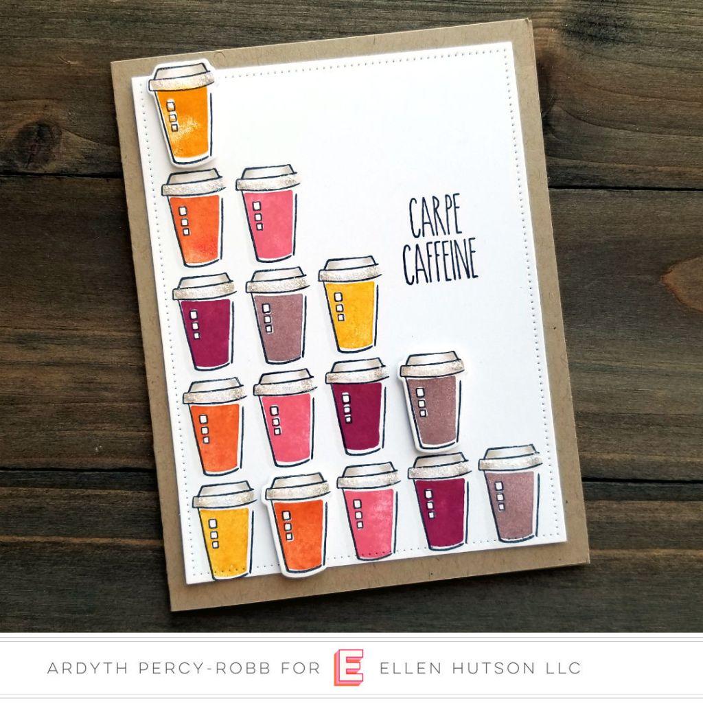 Essentials by Ellen Handful card by Ardyth Percy-Robb