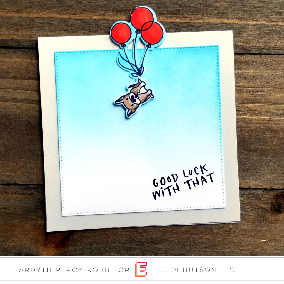 Essentials by Ellen Good Times card by Ardyth Percy-Robb