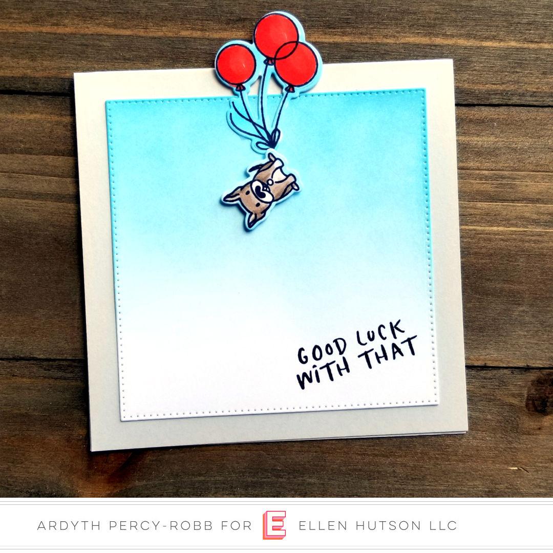 Essentials by Ellen Good Times card by Ardyth Percy-Robb