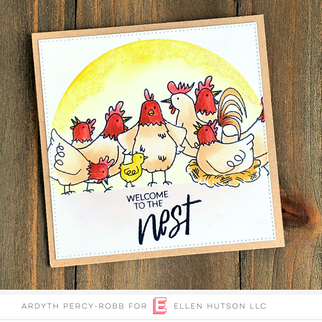 Essentials by Ellen Good Egg card by Ardyth Percy-Robb