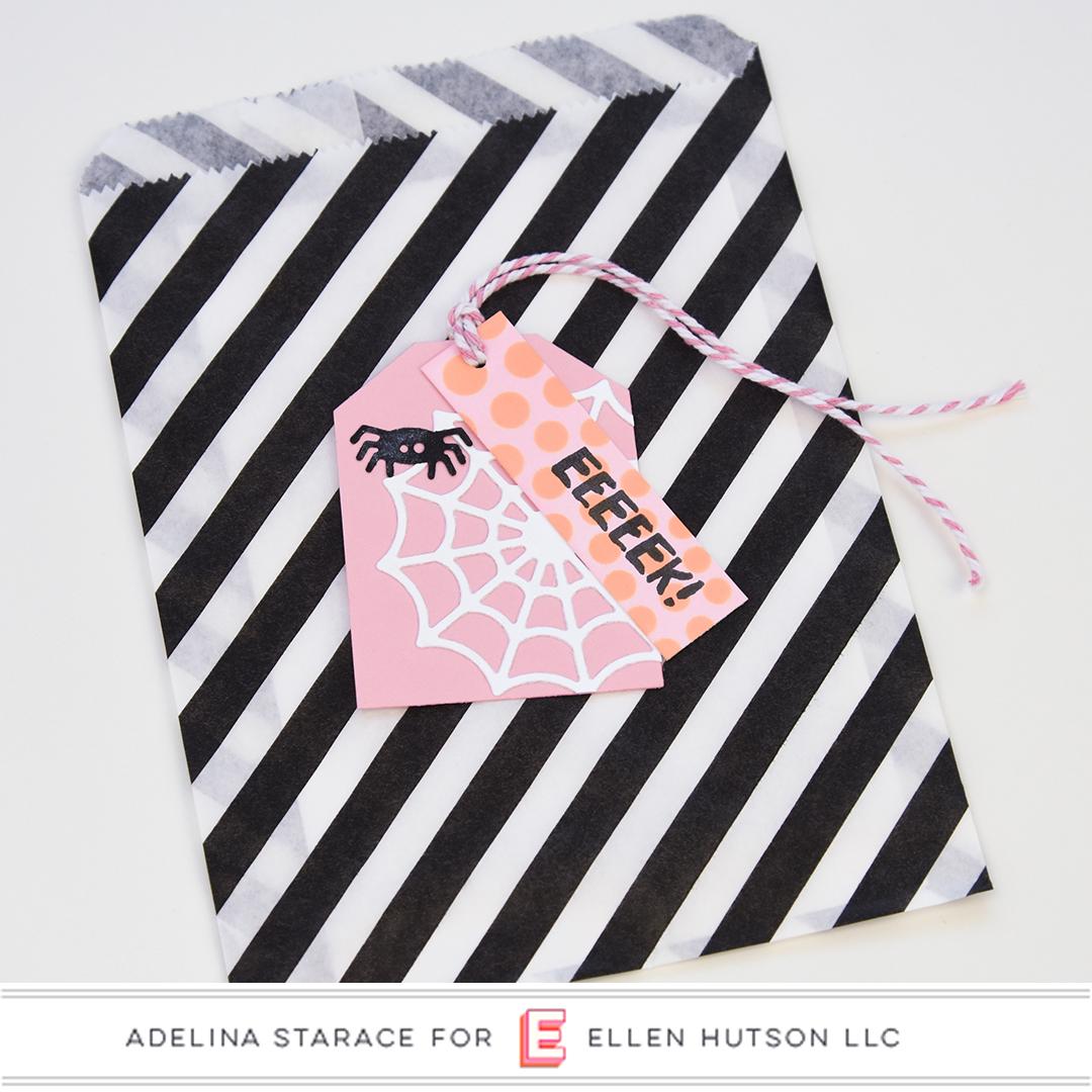 Halloween gift bag by Adelina Starace
