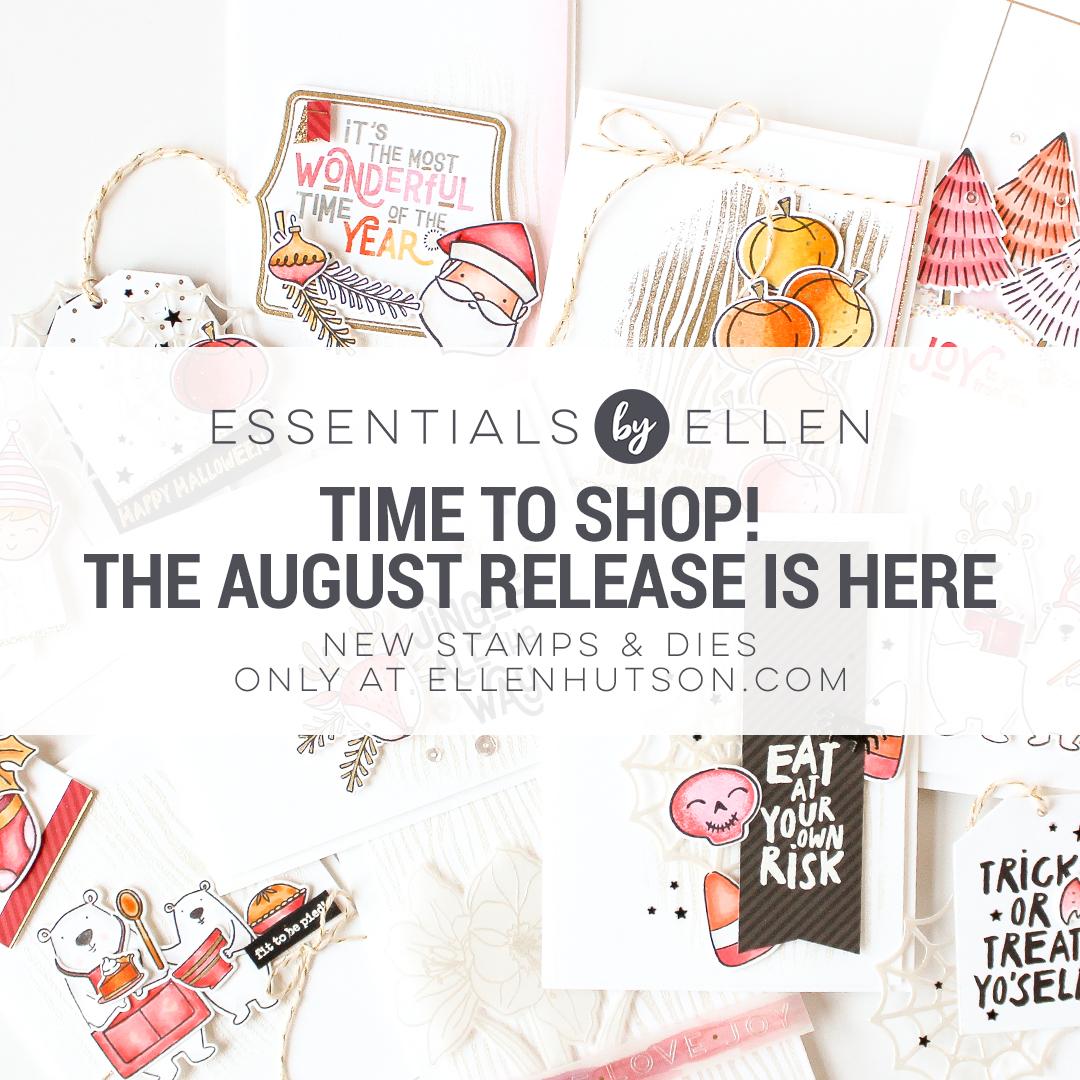 Essentials by Ellen August Release