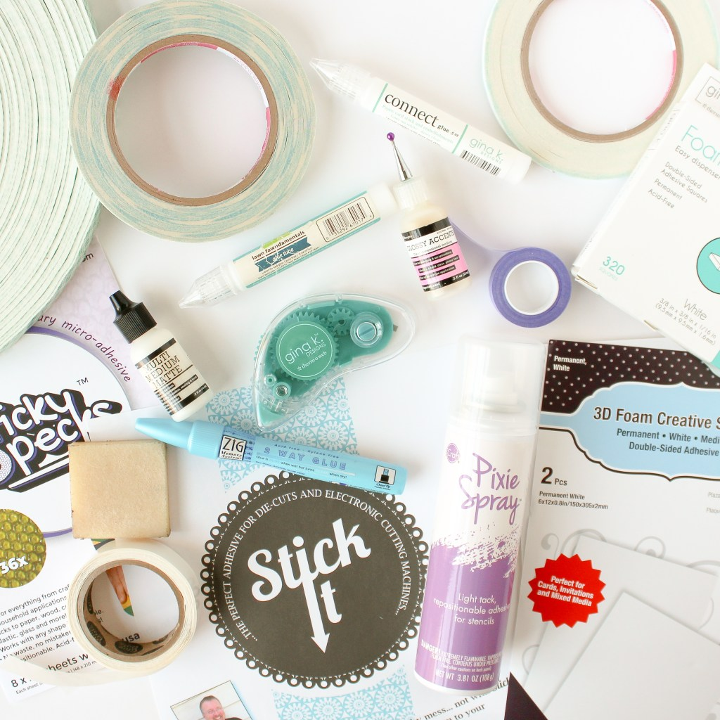 The Essential Adhesive Guide