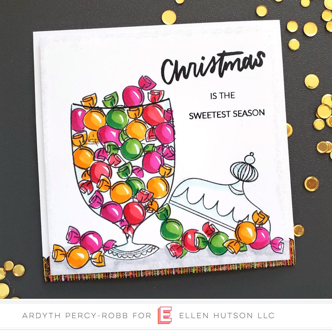 Essentials by Ellen Hard Candy Christmas by Ardyth Percy-Robb