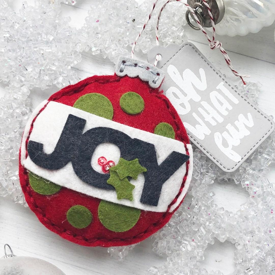 Diy Felt Ornaments With Essentials By Ellen Ellen Hutson