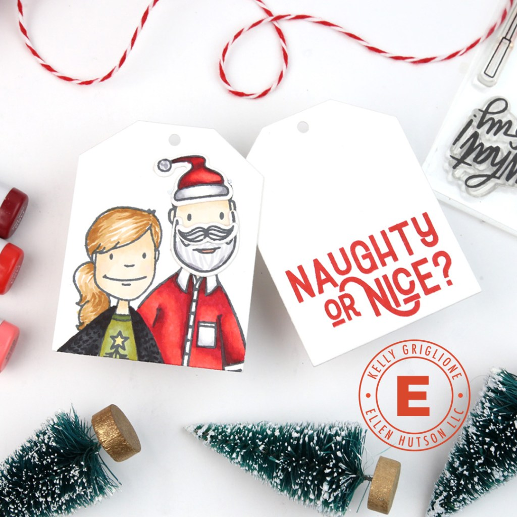 12 Tags Of Christmas 2019 - Day 3 with Kelly Griglione