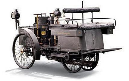 Auto antiguo: