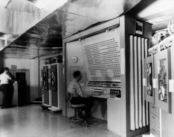 Computadora antigua: