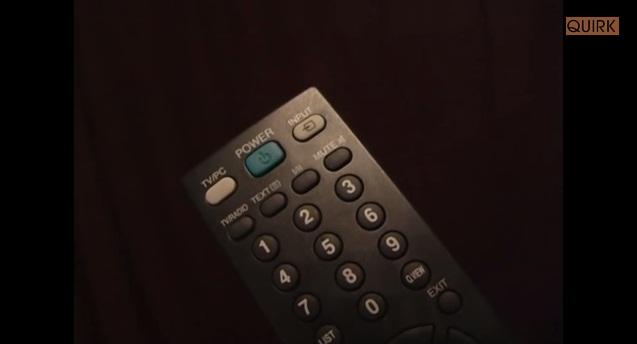 8. Apaga la televisión mientras estés comiendo
