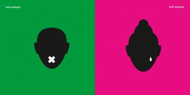 1. La diseñadora Yang Liu creó un libro sobre los estereotipos de géneros