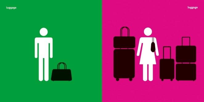 5. En una sociedad en constante cambio, los roles que se creen son diferentes para cada género (con todo lo que eso conlleva) pesan fuertemente