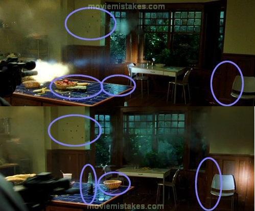 5. X-men 2. Aparecen y desaparecen objetos