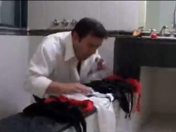 14. Luis Mazzeo, Tanino en Son de Diez y ex-Gasalla. Hoy, interpreta roles secundarios en películas porno.
