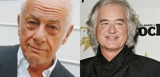 27. El tío de la nieta de Gerardo Sofovich es nada más ni nada menos que Jimmy Page. Tomá mate.