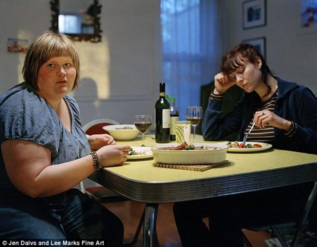 Entre muchas otras cosas, pudo ver cómo personas que también habían tenido problemas con su peso la apoyaron y entendieron