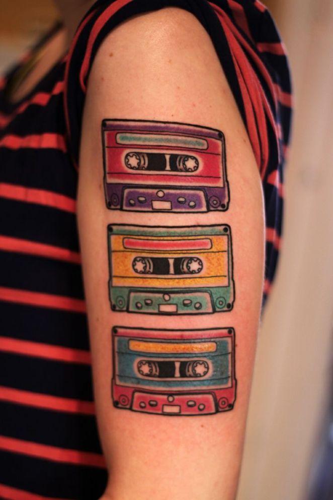 17. ¿Te acordás de los cassettes?