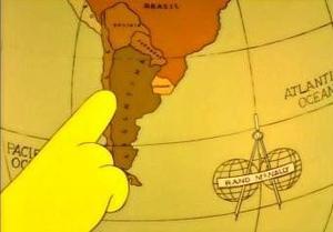 3. Bart vs Australia