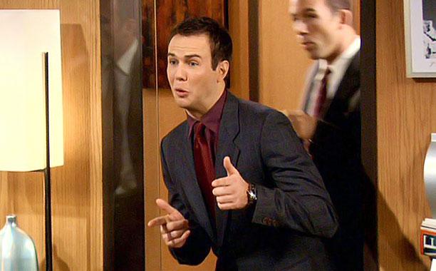 8. El marido de Cobie tampoco se podía quedar atrás: Taran Killiam interpreta a Gary Blauman, a quien volvimos a ver en la última temporada