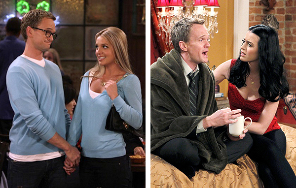 15. La serie está colmada de famosos. Por ejemplo, Britney Spears y Katy Perry...