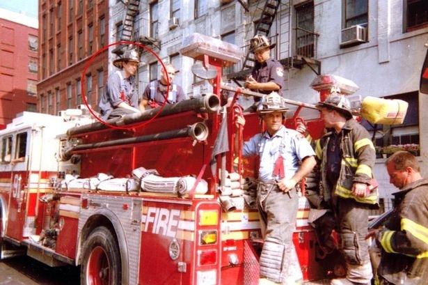 2. Antes de ser actor, Steve Buscemi trabajaba de bombero
