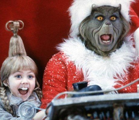 El Grinch es una película estadounidense del año 2000 basada en el cuento navideño del autor infantil Dr. Seuss