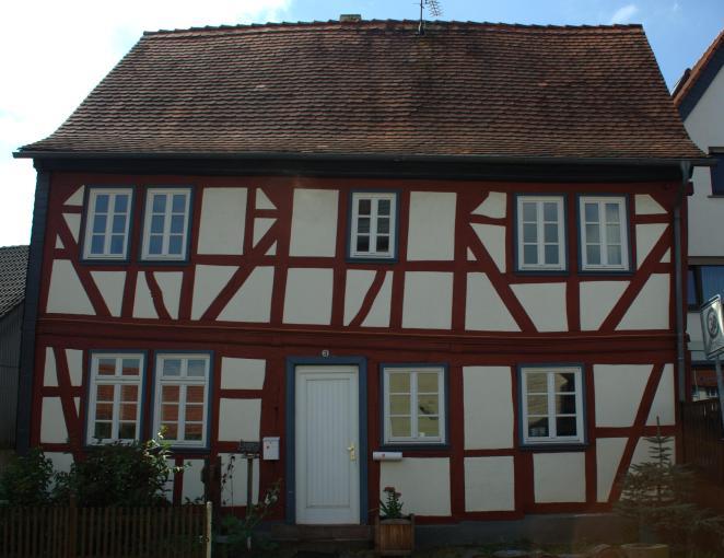 3. Esta casa te puede causar angustia si la mirás durante mucho tiempo.