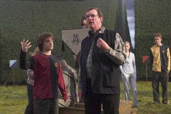 10. Durante la grabación de las escenas de Dobby, se utilizó una naranja en un palo.