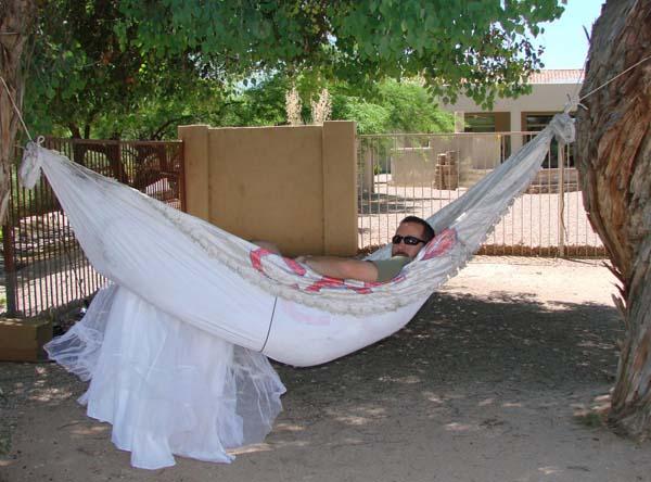 20. Y el mejor de todos: una hamaca paraguaya