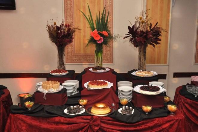 11. La mesa dulce