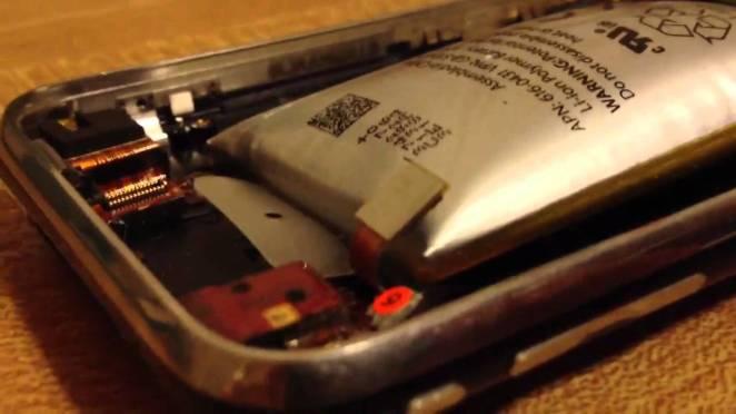 4. Mantené baja la temperatura de la batería
