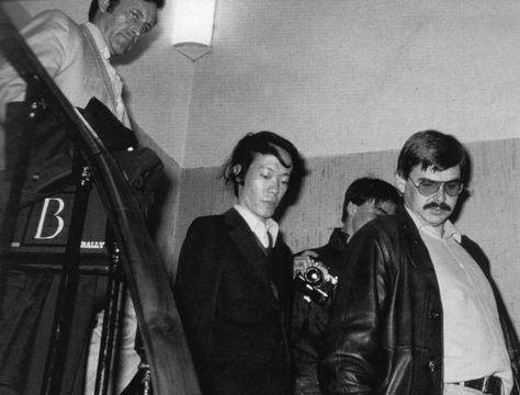 Fue condenado a un periodo indefinido de prisión en el asilo Paul Guiraud de donde su multimillonario padre, presidente de Kurita Water Industries en Tokio, lo traslado al hospital psiquiatrico Matsuzawa en Japón