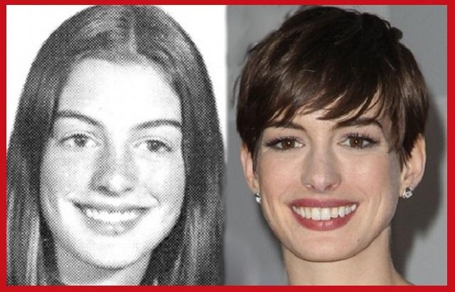 5. Anne Hathaway